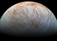 НАСА надеется найти жизнь на спутнике Юпитера Европе