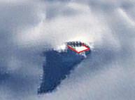На спутниковых снимках Антарктиды удалось рассмотреть пирамиды (ФОТО)