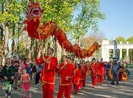 На выходных в парке Горького пройдет большой праздник культуры Востока