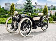 Харьковчанам покажут удивительные ретро-машины
