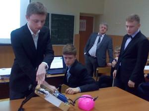 Харьковские школьники оказались «отъявленными» изобретателями