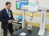 Светличная об открытии лаборатории 3D-систем: воплощение задач Президента в жизнь чрезвычайно важно для Харьковщины