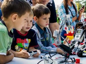 В Харькове пройдет детский фестиваль роботов