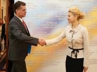 Юлия Светличная рассказала, как область распорядится деньгами ЮНИСЕФ