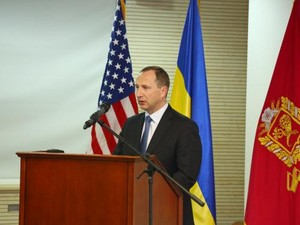 Райнин рекламировал Харьков перед руководством американских инвестиционных фондов