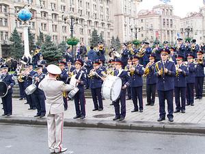 В День Победы в Харькове пройдет парад оркестров