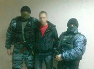 Участника штурма ХОГА посадили в СИЗО на два месяца