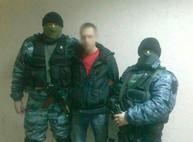 Милиция задержала участника штурма Харьковской ОГА