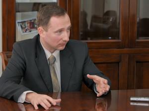 Игорь Райнин стал губернатором Харьковской области