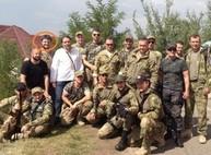 """Сын Авакова пошел добровольцем в батальон """"Киев-1"""""""