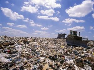 Под Харьковом мусорный полигон строят с нарушениями