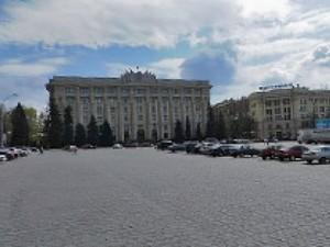 На праздники центр Харькова будет непроездным