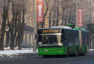 В понедельник до обеда на Алексеевке не будут ходить троллейбусы