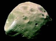 Спутник Марса — Фобос — искусственный?