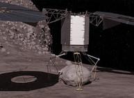 NASA собирается ловить астероиды и складывать их на Луне