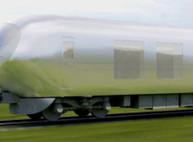Японцы придумали «невидимый поезд»