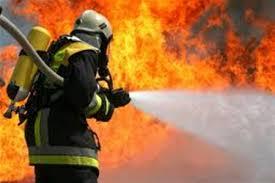 Дергачи — во время пожара погиб 55-летний мужчина