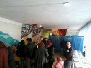 Явка на местных выборах в Харькове была выше, чем в 2010 году