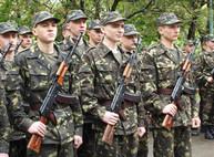 Неподготовленных харьковских солдат отправили под Сватово без бронежилетов и касок