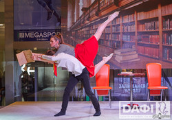 Юрий Горбунов и Катя Осадчая оставили сердце в Харькове на Dafi Fashion Days
