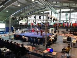 Харьковчанин вышел в финал Чемпионата Европы по боксу U-22 в Румынии