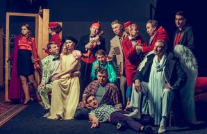 В Театре Пушкина можно стать на 20 минут ангелом