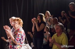 Бунт хрупких против грубых: В Театре Пушкина показали новый спектакль «Пушкин. Племя»