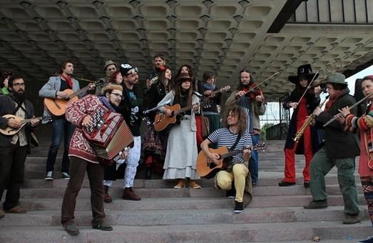 Харьков готовится ко Дню музыки