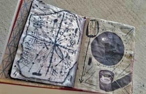 Артбук – это фрагмент жизни, преобразованный в повествовательный формат – художник Антон Ткаченко