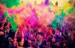 Харьковчан приглашают на фестиваль красок