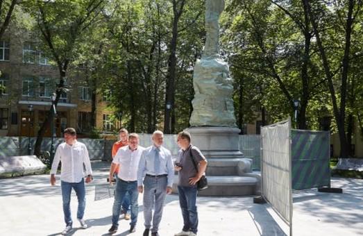 В июле в Харькове откроется новый памятник