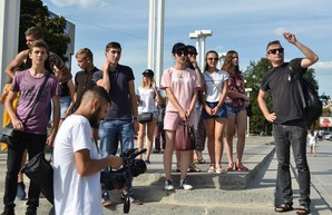 Современный и литературный. Дети из прифронтовой зоны открыли для себя новый Харьков