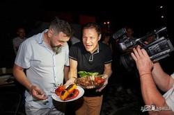 Пуховая мангалица: в Харьков прибыла свинья, выведенная эрцгерцогом Австро-Венгрии