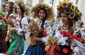 В Харькове в честь Дня Флага состоится парад вышиванок