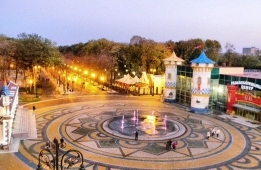 В парке Горького подготовили программу ко Дню города, Дню Независимости и Дню рождения парка