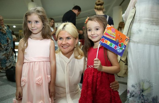 Юные таланты кино и телевидения со всего мира собрались в Харькове - Светличная