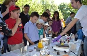 На площади Свободы в Харькове состоятся Научные пикники