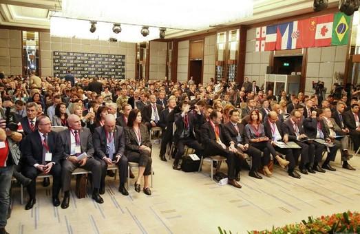Международный экономический форум в Харькове соберет более 600 участников из 31 страны