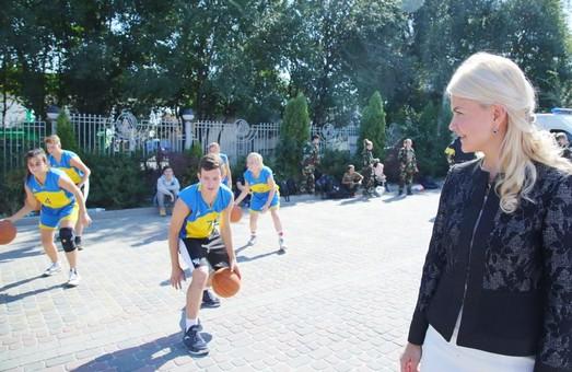 В Харьковской области сложилась традиция - всегда поддерживать спорт: Светличная на Всеукраинской универсиаде
