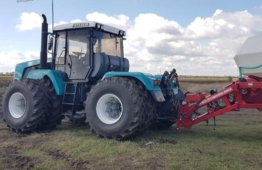 Новый трактор ХТЗ Александра Ярославского презентован на AGROEXPO-2018