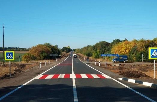Светличная показала, как выглядит обновленная дорога на Сумы