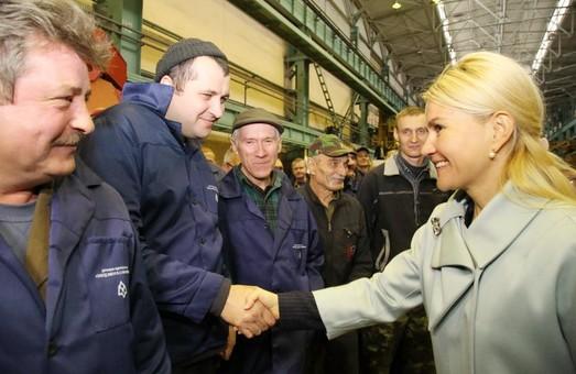 Машиностроительная промышленность на Харьковщине за 2 года выросла на 25% - Светличная