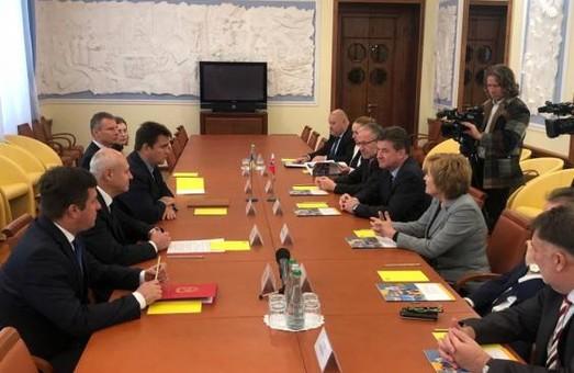 В Харькове встретились министры иностранных дел Украины и Словацкой Республики