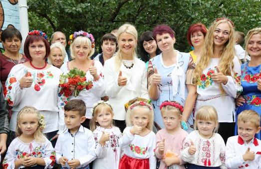 Светличная рассказала о детсадах в Харьковской области