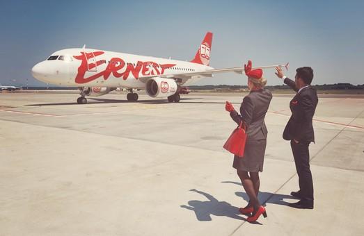 Лоукостер Ernest Airlines открывает прямое сообщение с Миланом и Римом из аэропорта Ярославского