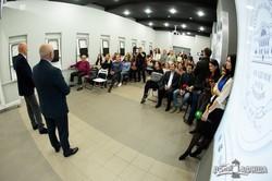 Ярославскому вручили диплом почетного доктора университета городского хозяйства в Харькове