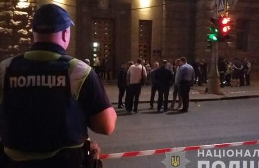 Перестрелка перед Харьковским горсоветом: Полицейские имели право применять оружие