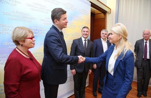 Светличная: Сотрудничество с театрами Харьковщины при нашей поддержке дает результаты