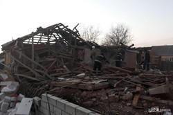 Взрыв бытового газа в жилом доме под Харьковом: есть пострадавшие (ФОТО)
