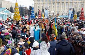 Всеукраинский Вертеп-фест в Харькове собирает участников со всей Украины